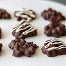 巧克力花生群