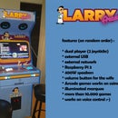 Leisure Suit Larry Arcade Machine Deluxe