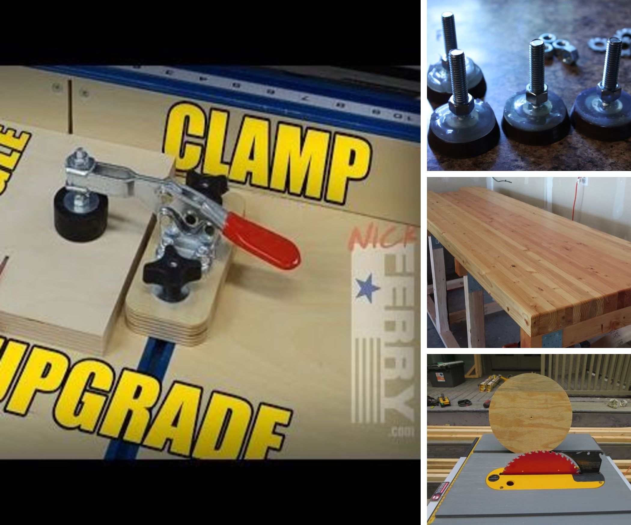 Shop Tools for Woodworking