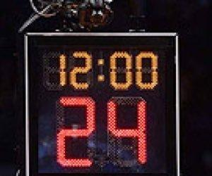 NBA 24 Seconds Timer