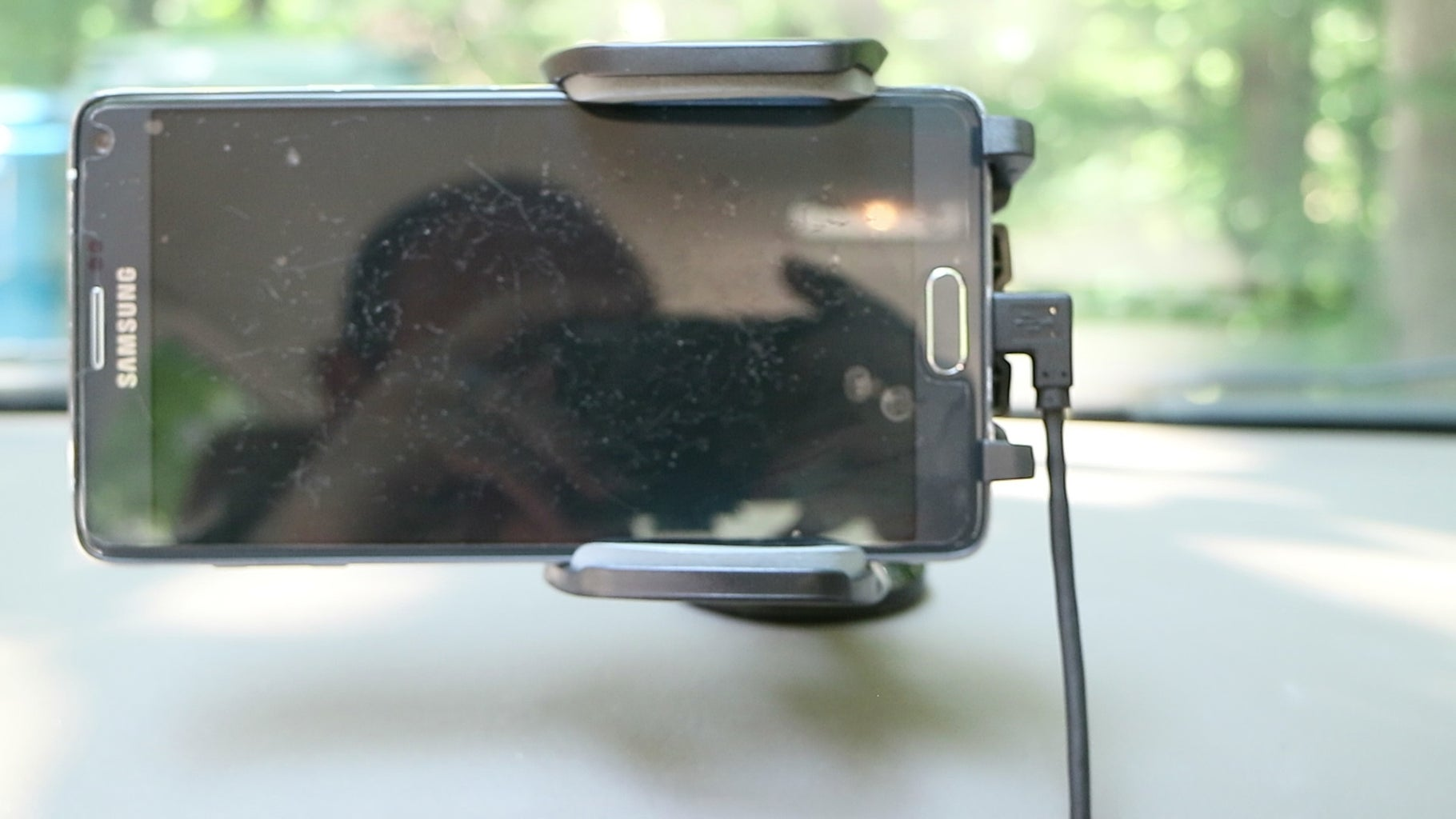 Attaching the Camera to the Car