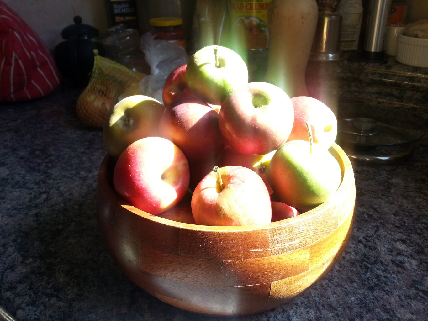 Wash Your Apples!