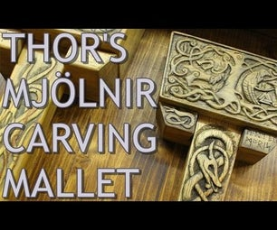 Epic Thor's Carving Mallet