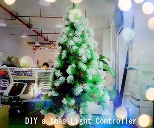 Make a Music Controlled Christmas Light With Arduino