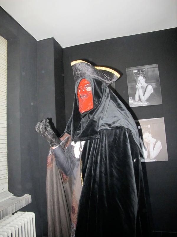 Dark Venetian Nobleman Costume
