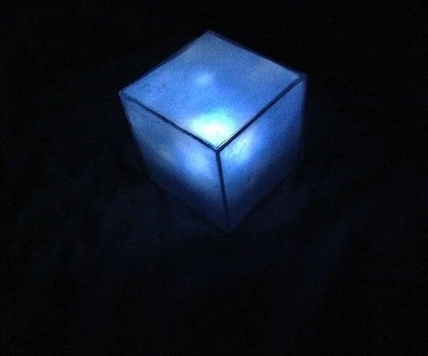 Easy Tesseract Nightlight