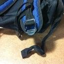 No-Sew Repair of Backpack Buckle