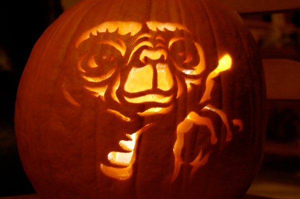 Precision Pumpkin Carving