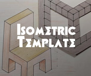 Isometric Template