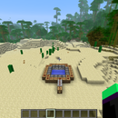 Minecraft Human launching tnt cannon (simple)