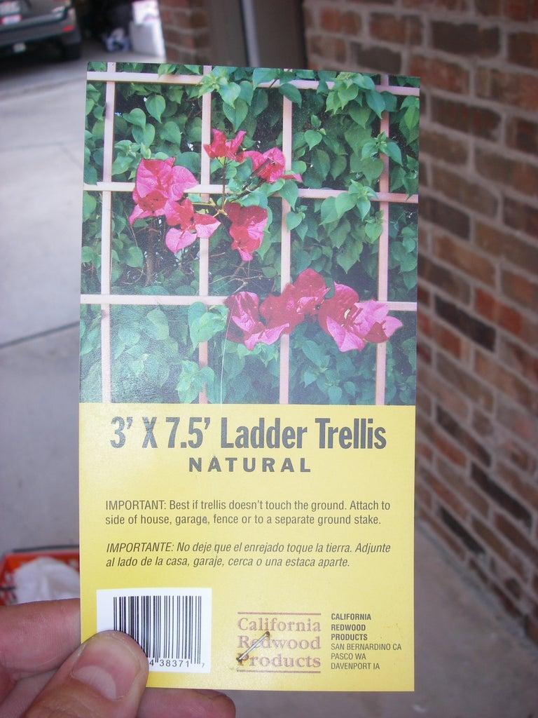 Purchase Garden Fence or Trellis