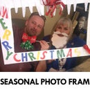 Seasonal Photobooth Frame