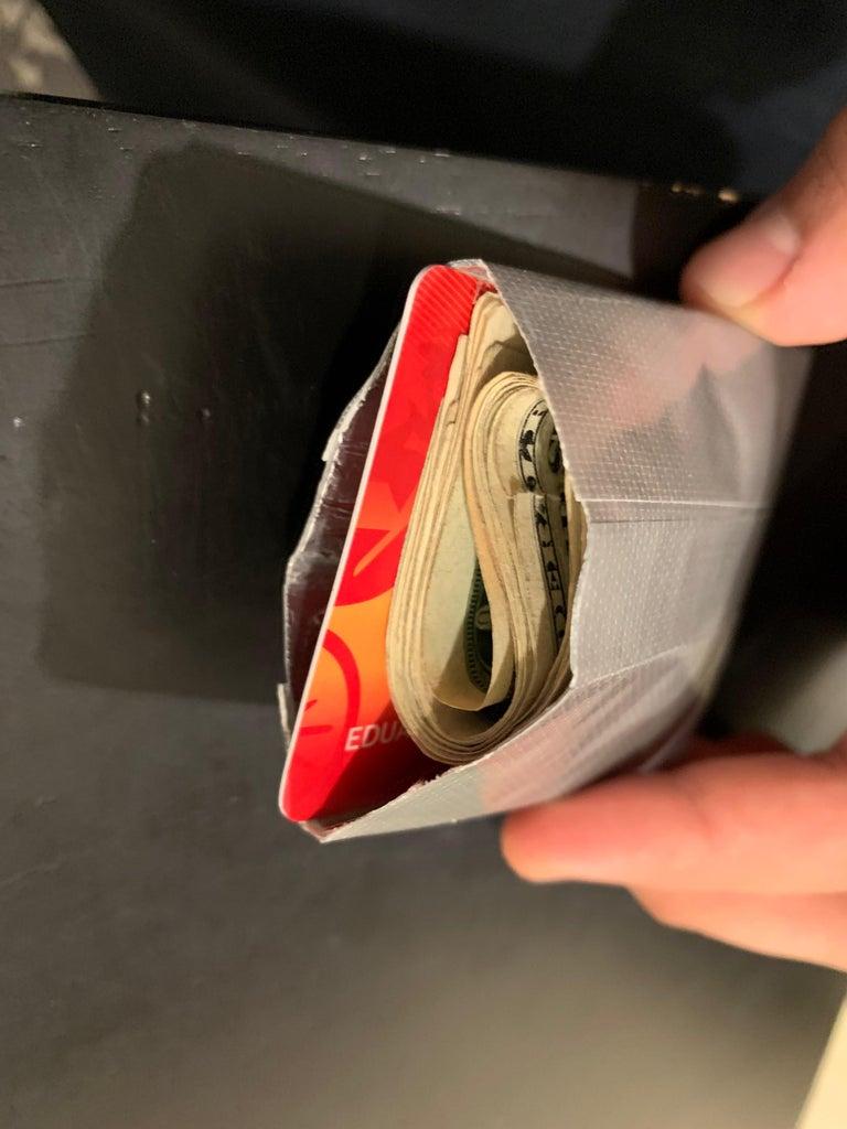 Tape Wallet
