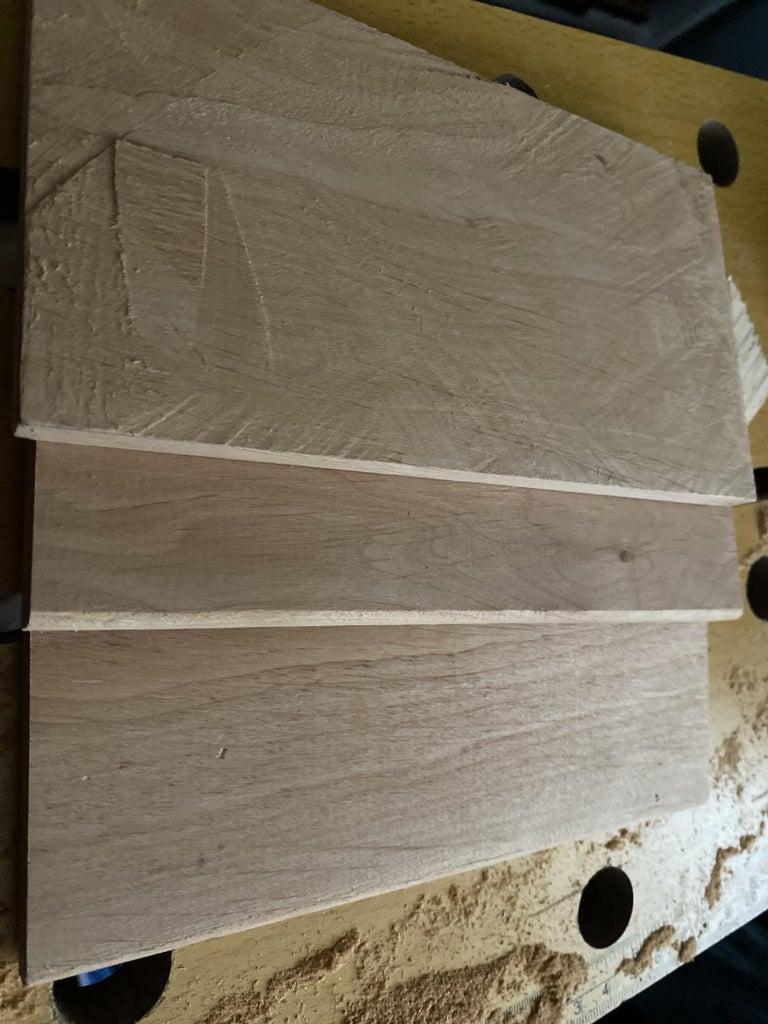 Resawing the Lumber