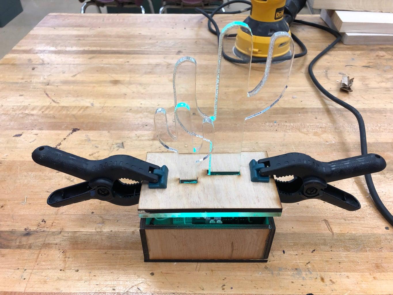 Assembling Display