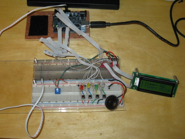 Total Recall- Arduino Simon Says on Steroids!