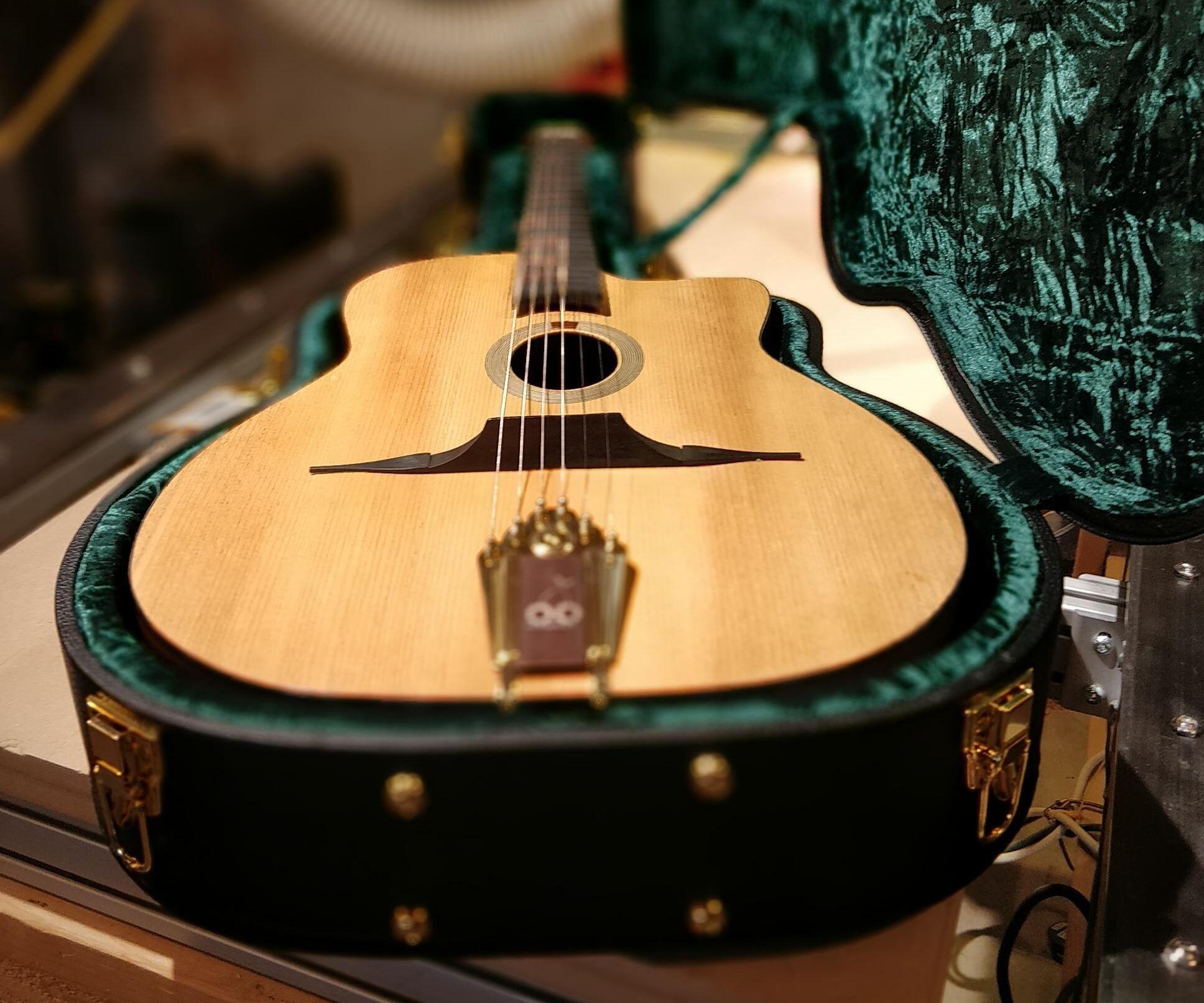 Making the Selmer Guitar II
