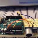 How To Make A Simple Arduino Ultrasonic Distance Sensor