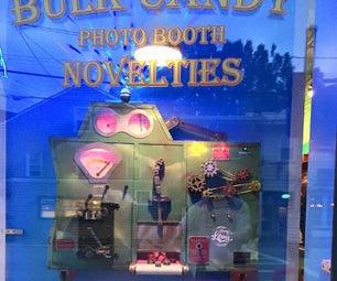 Wonka Candy Machine