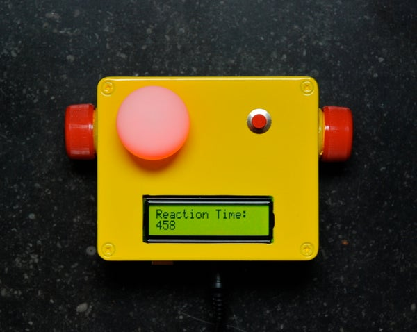 Reaction Time Tester