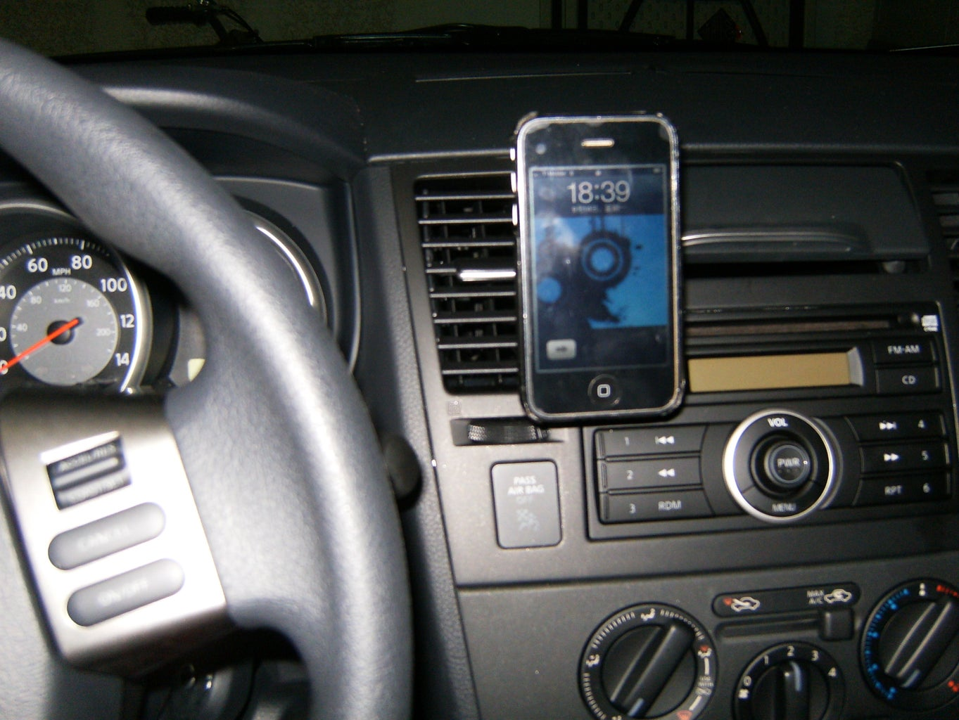 Iphone Stand Car Dock