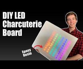 Neopixel Charcuterie Board