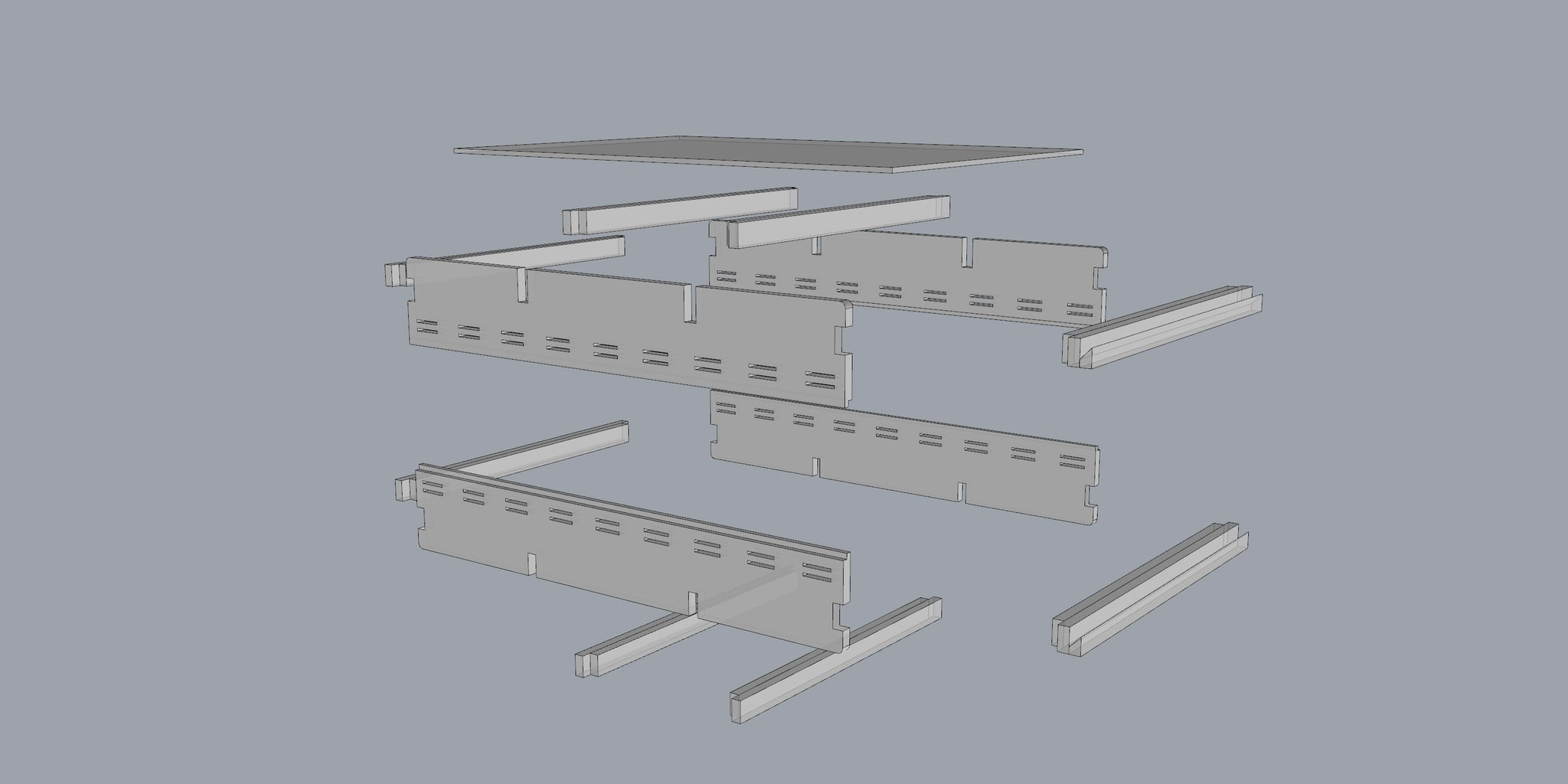 Design and CAD File Generation