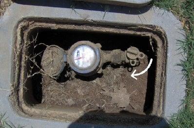 """""""Ghetto"""" Water Meter Key"""