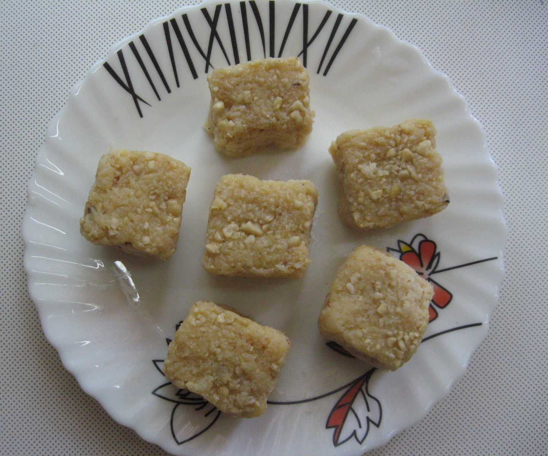 How to Make Delicious Coconut Burfi