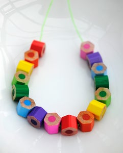 Colored Pencil Beads