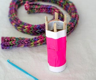 Cheap and Easy DIY French Knitter