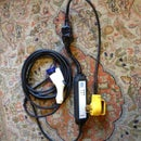(3.13)CONVERTING A 2013 LEAF LEVEL 1 (12AMP) CHARGER TO A LEVEL 2 (12AMP) CHARGER