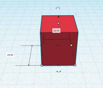 Design Process - Grip Block - Box