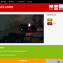 Create an internet controlled robot using Livebots