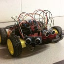 BOBO Arduino Based Semi-Autonomous RC Car