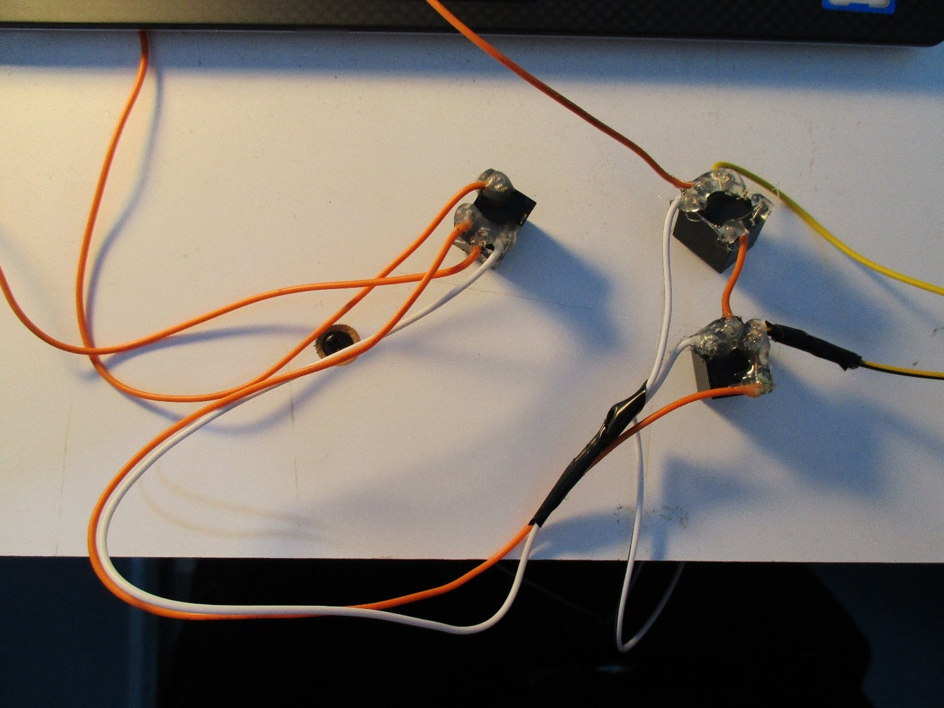Add Switching Relay