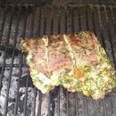 Stuffed Skirt Steak