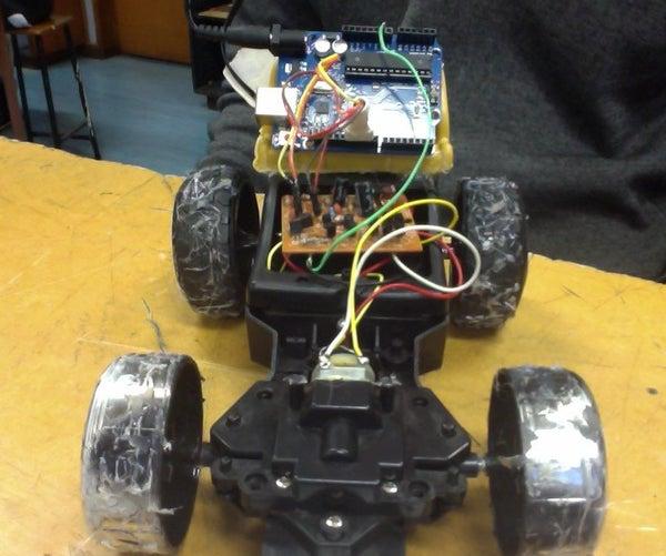Arduino RC Car