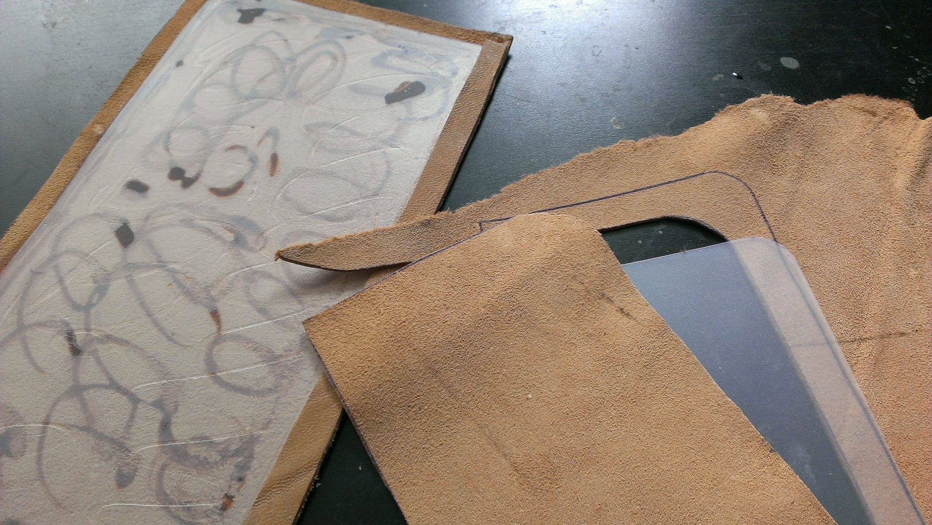 Creating With Leather