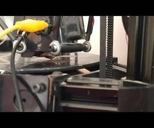 Z-Calibrating 3D Printer With Conductive Tape