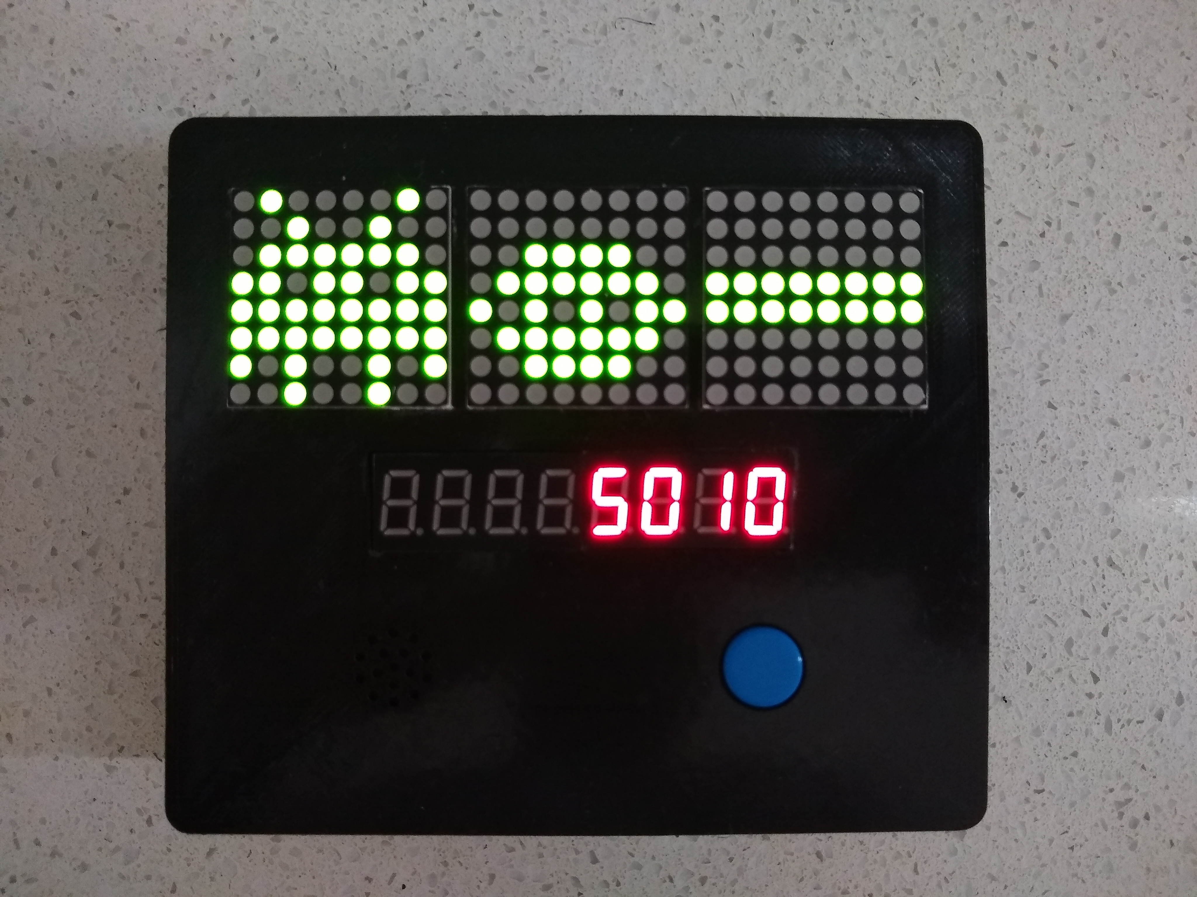 Arduino Slot Machine