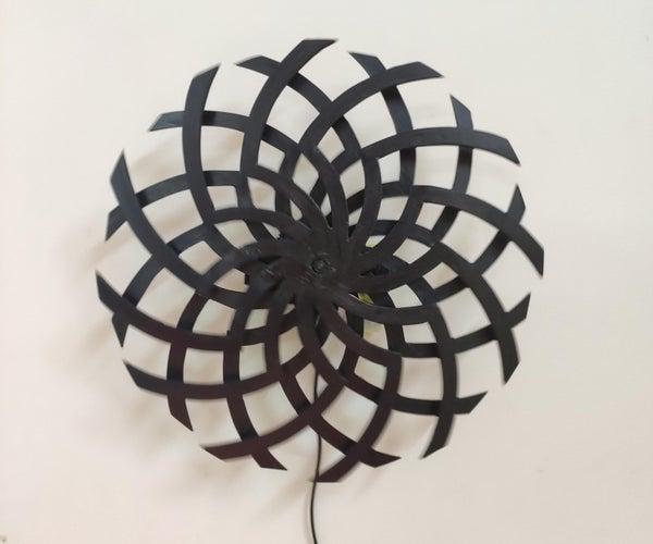 Kinetic Sculpture V1