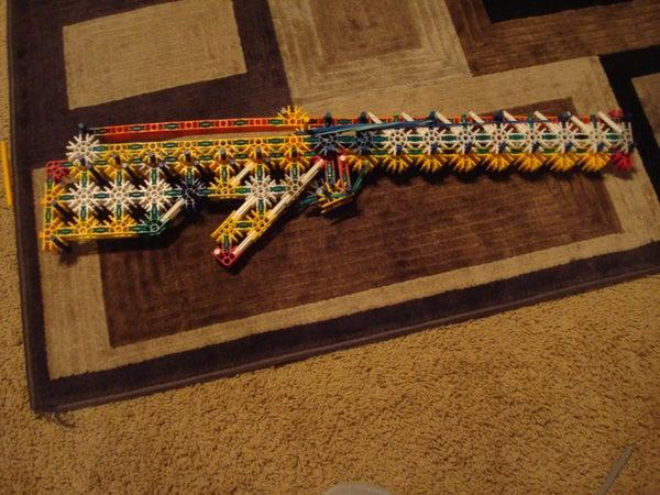 Knex Shotgun