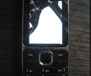 Nokia C2-01 Phone LCD Screen Replacement