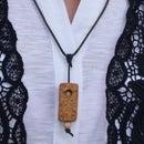 Fun Cork Necklace