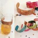 Popsicle Stick Bracelets!