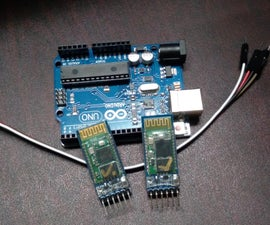 How to Configure and Pair Two Bluetooth Modules (HC-05)