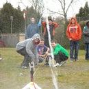 A Rocket Eggstronaut Project