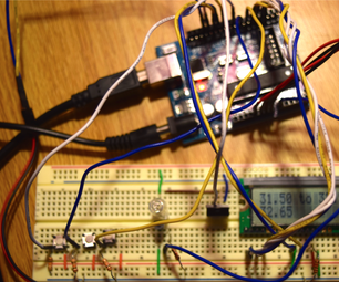 Simple Thermostat Using Arduino