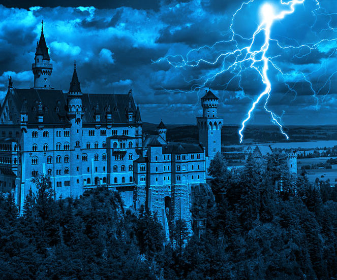 How to Add a Realistic Lightning to Your Photo